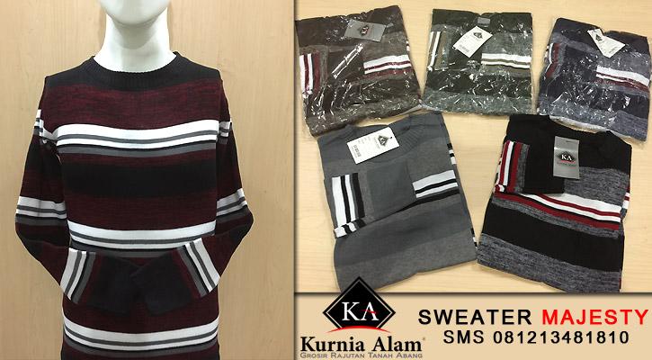 Sweater-Rajut-Pria-Majesty